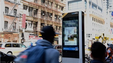 Street Easy campaign on Link in New York