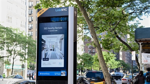 StreetEasy campaign on Link in New York
