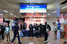 SEPTA Jefferson Station Domination