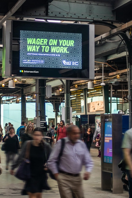 New Jersey | NJ Transit Advertising | Intersection