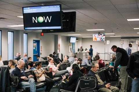 United Gate Information Displays (GIDs)