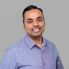 Nitin Shriram headshot