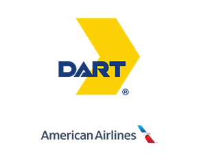 Transit partners in Dallas logos